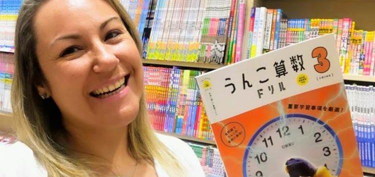 Márcia Sakumoto: Cheguei totalmente analfabeta no Japão