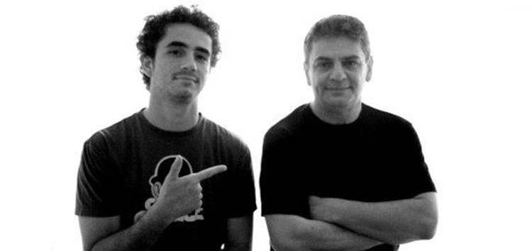 Kacau: Seguindo os passos do pai no Globo Esporte