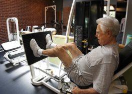 Edson Andreoli: Idosos treinados