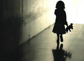 Carla Martins: Infância furtada