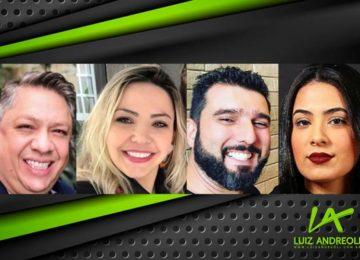 Kacau: Gente nova na plataforma do Portal do Andreoli!