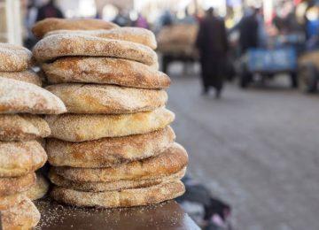 Alexandre Abdallah: Pão marroquino