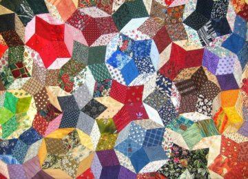 Lilian Schiavo: Patchwork, uma colcha de retalhos