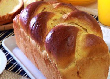 Alexandre Abdallah: Pão brioche