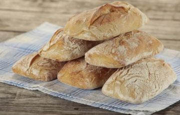 Alexandre Abdallah: Pão Ciabatta