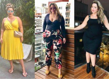 Zaida Costa: Plus Size sem medo e sem rótulos