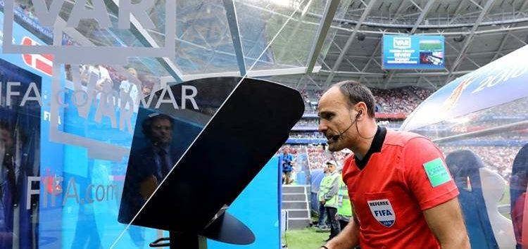 Andrea Ignatti – Substituição: sai o árbitro, entra o VAR