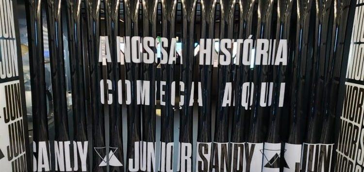 Gisele Farina: Exposição Sandy e Júnior Experience