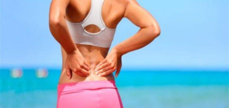 Fitness : Coluna e dores lombares