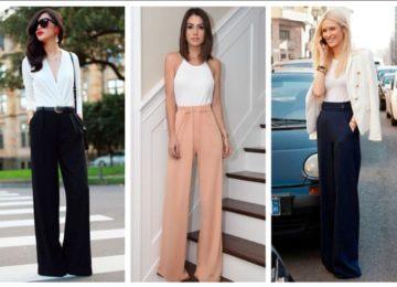 Zaida Costa: A versatilidade da calça