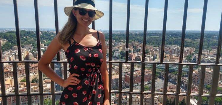 Flávia Andreoli: Viajando sozinha…