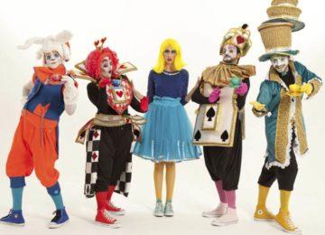 Gisele Farina: Alice no País das Maravilhas