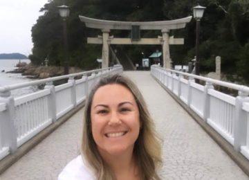 Márcia Sakumoto: A graciosa Ilha de Takeshima