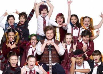 Gisele Farina: Escola do Rock