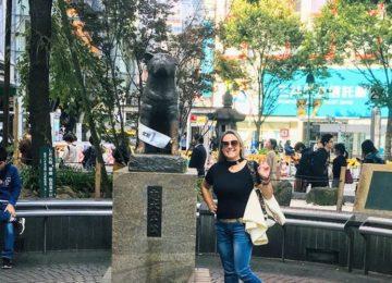 Márcia Sakumoto: Hachiko, símbolo de lealdade no Japão