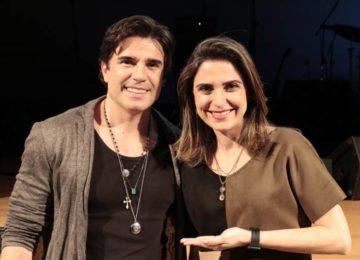 Gisele Farina: Jarbas Homem de Mello canta Queen