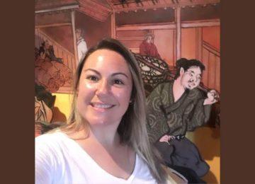Márcia Sakumoto: A lenda do pescador Urashima Taro