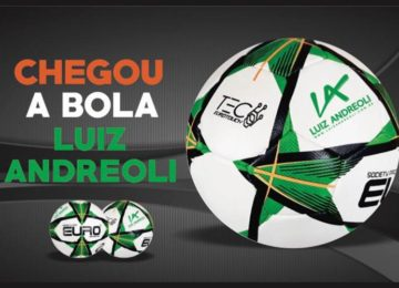 Kacau: Compre a sua bola no Portal do Andreoli