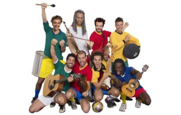 Gisele Farina: Samba Futebol Clube