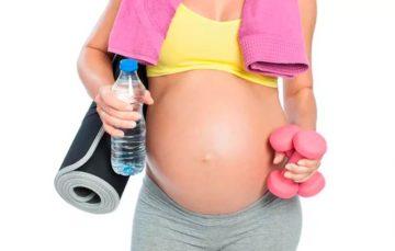 Fitness: Gestação e atividade física