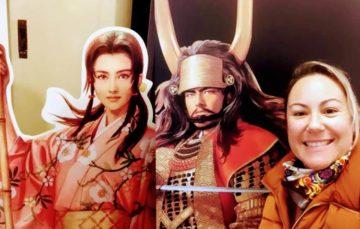 Márcia Sakumoto: Quem eram os samurais?