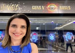 Gisele Farina: Guns N'Roses Experience