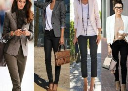 Zaida Costa: A roupa adequada para o trabalho