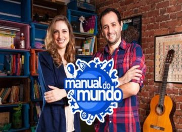 Gisele Farina: Manual do Mundo