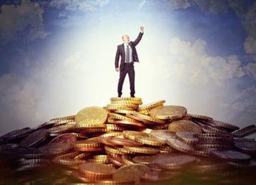 César Romão: Riqueza e sucesso