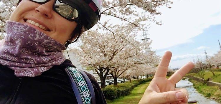 Márcia Sakumoto: Japão, bicicletas vão e vem