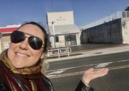 Márcia Sakumoto: Koban, postos policiais no Japão