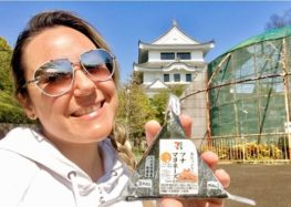 Márcia Sakumoto: Onigiri, popular bolinho de arroz japonês
