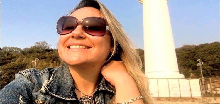 Márcia Sakumoto: Farol do amor no Japão