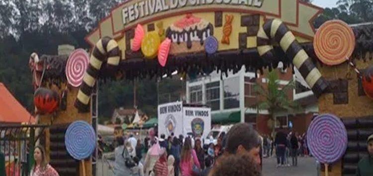 Sônia Pezzo: Festival do Chocolate da Estância Turística de Ribeirão Pires