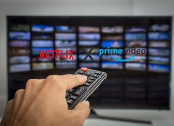 Arthur Gimenes: Netflix X Amazon Prime Video, qual é o melhor?