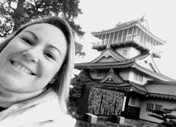 Márcia Sakumoto: Issun Boshi, o samurai de uma polegada.