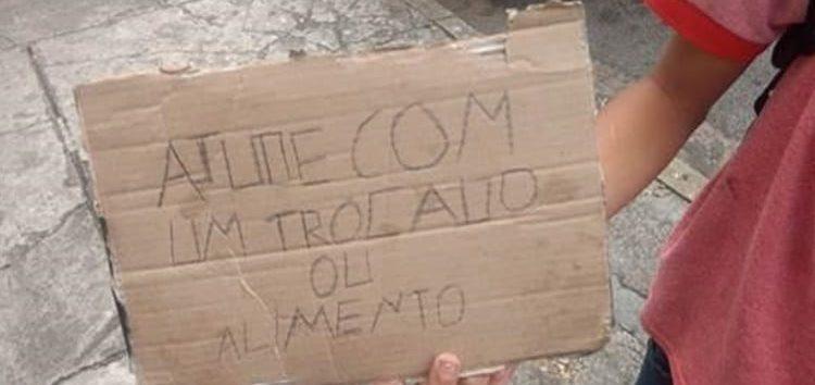 Jorge Lordello: O futuro do Brasil nas ruas; pedindo esmola