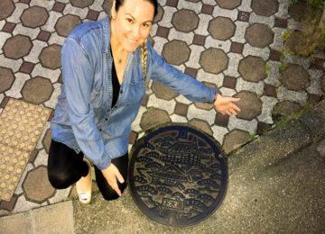 Márcia Sakumoto: Arte e cultura nas tampas de bueiros