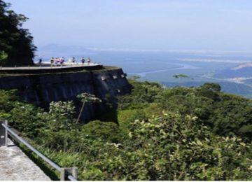 Sônia Pezzo: Parque Estadual Serra do mar
