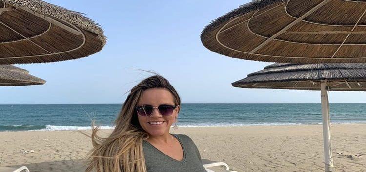 Vivi Alves estreia a coluna Arriba, Espanha!
