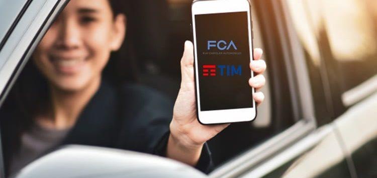Fernando Calmon: FCA e TIM firmam acordo para internet a bordo