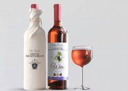 Iramaia Loiola: Os belos rótulos do Querido Vinho