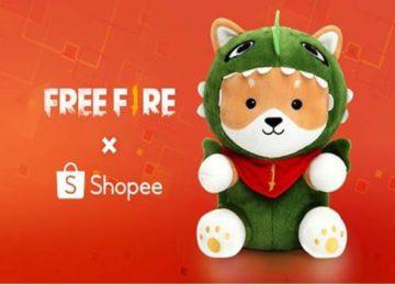 Arthur Gimenes: Free Fire lança loja oficial junto com Shopee