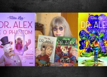 Arthur Gimenes: Rita Lee lançará mais dois livros infantis