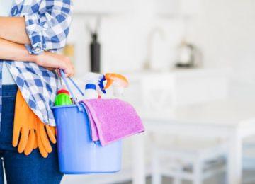 Juliana Oliveira: Disciplina na limpeza e organização da casa