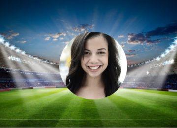 Paty Santos estreia a coluna Elas no Esporte