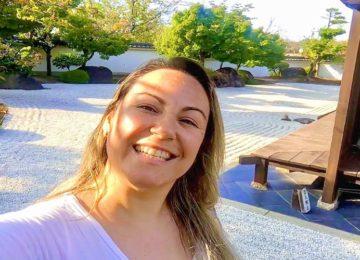 Márcia Sakumoto: Karesansui, jardim sem água
