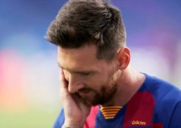 Paty Santos: Messi: ET de casa nova