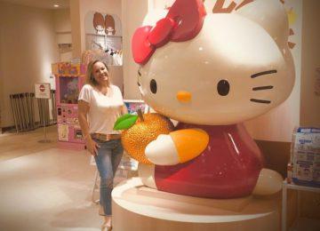 Márcia Sakumoto: Hello Kitty, a gatinha charmosa do Japão