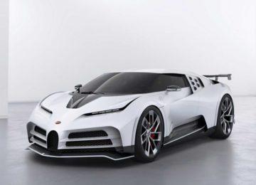 Fernando Calmon: Bugatti dominalista dos 10 mais potentes